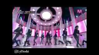 SNSD-Mr.Mr Dance Break Live Compilation