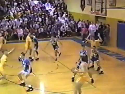 1992 Findlay High School Basketball Vs Windsor Win 79-68
