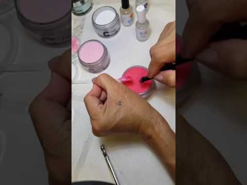 David Hoang - Chisel Ombre Dipping [tutorial]