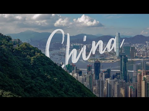 遊中國 CHINA travel tourism promo video. Beijing trip,  Xian, Hong Kong, Great Wall |  Поездка в Китай