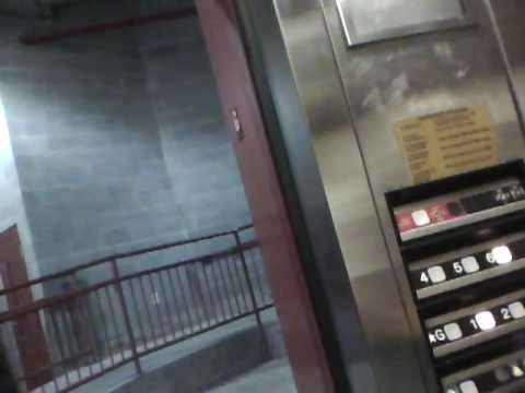 Garage Parking Stop >> The Dover Elevator @ The Market Parking Garage, Roanoke VA ...