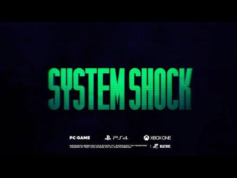 System Shock Alpha Demo Teaser Trailer – Nightdive Studios