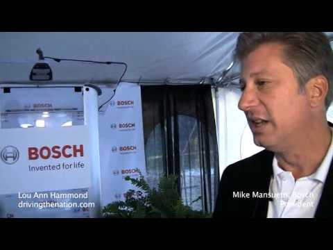 Mike Mansuetti, President Of Robert Bosch LLC On Driving The Nation