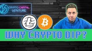 Urgent Litecoin & Bitcoin Market Update - Price Falling