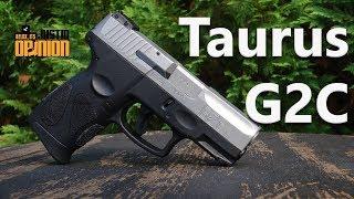 Taurus G2C - 1st Hundred