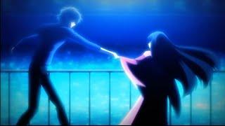 Аниме клип про любовь - Я помню тебя (от группы AniLove)