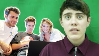 THE SUGGS REACT TO MY SECRET VIDEOS... thumbnail