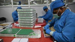 Ghana se convierte en el receptor del primer envío de vacunas COVAX