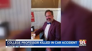 College Professor Killed In Car Accident