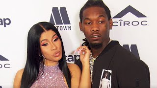 Offset Breaks Silence On Cardi B Divorce News
