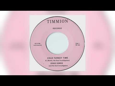 Ernie Hawks & The Soul Investigators - Trackin' Down