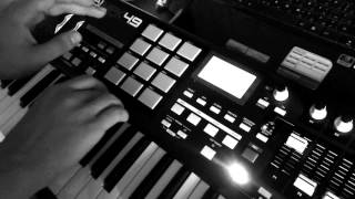 AKAI MPK49 + FL Studio.mov
