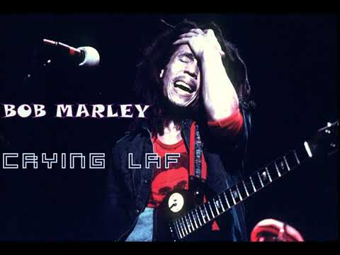 Bob Marley crying laf
