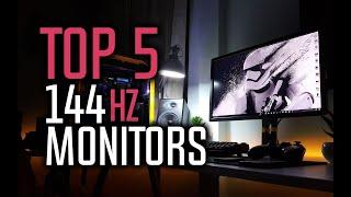 Best 144Hz Gaming Monitors in 2018 - Which Is The Best 144hz Monitor? | 10BestOnes