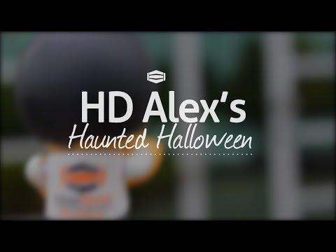 HD Alex's Haunted Halloween