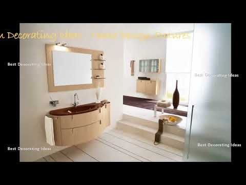 Interior design modern bathroom | Pictures of latest modern bathroom toilet decor & interior