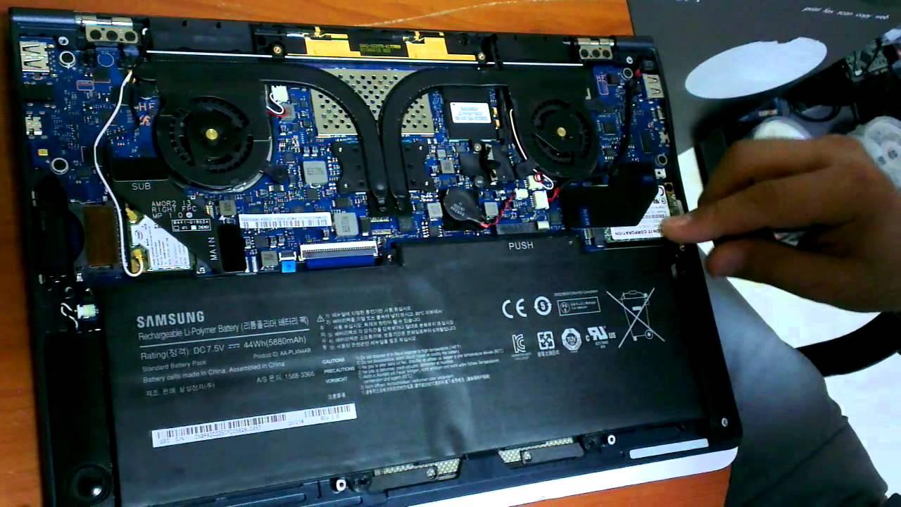 Samsung Series 9 13 3 Quot Premium Ultrabook Np900x3c Youtube