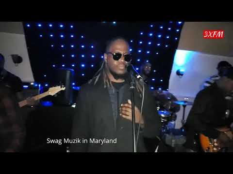 Swag Muzik - Map Chill' Live   in Maryland 11-24-2018  (Radio 3xfm)