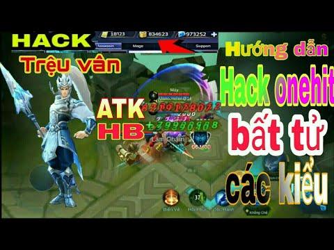 Hướngdẫn/Hackgame/mobile legends đơngiản (noroot)