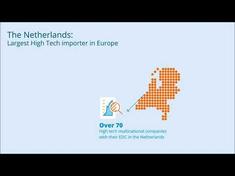 Holland International Distribution Council  - High Tech and The Netherlands