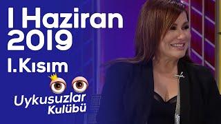 Okan Bayülgen ile Uykusuzlar Kulübü - 1 Haziran 2019 - 1. Kısım - Deniz Seki