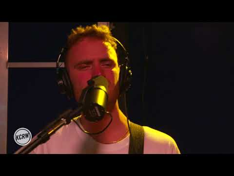 "Tom Misch Performing ""Follow"" Live on KCRW"