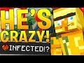 OUR FRIEND IS INFECTED! - MINECRAFT FEAR THE CRAFTING DEAD #6