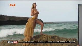 видео Модель Victoria's Secret показала бюстгальтер за 1.000.000$