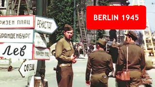 [60 fps] Berlin, July 1945