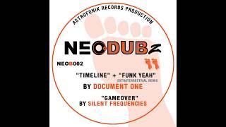DOCUMENT ONE, SILENT FREQUENCIES, EXTRATERRESTRIAL - NeoDuBZ 02