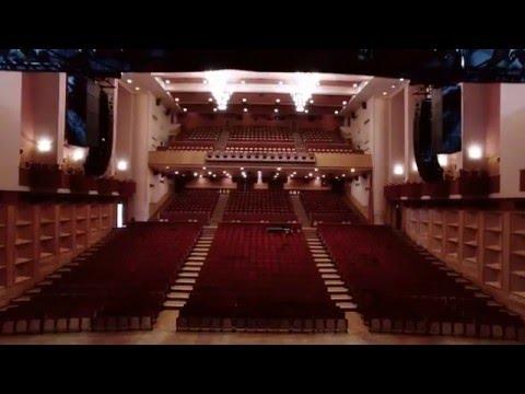Fairfield Halls Concert Hall