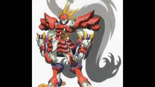 SRW OGs: Crimson Shura God (Ext.)