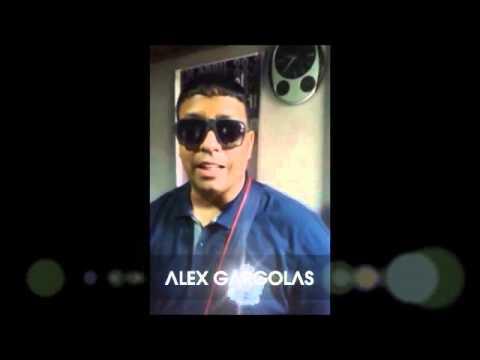 Alex Gárgolas & John Hidalgo - Saludo Flow Disco