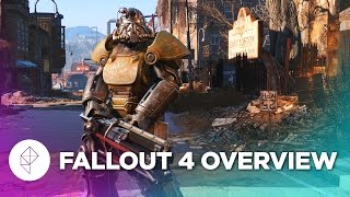 Fallout 4 - Gameplay Overview