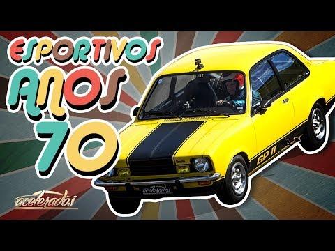 CHEVETTEIRA GP2 PUXA PASSATÃO TS x FIAT 147 x CORCEL GT! - VR COM BARRICHELLO #109 | ACELERADOS