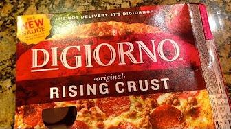 how to cook digiorno frozen pizza