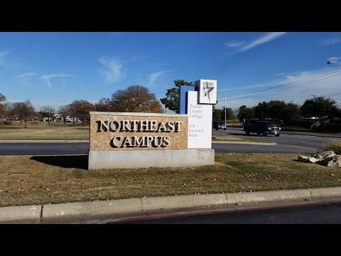Tarrant County Community College NE Campus Hurst TX