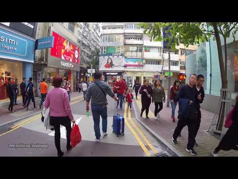 Hong Kong Chinese Lunar New Year Walk 2018 @ Causeway Bay and WanChai (20180216)