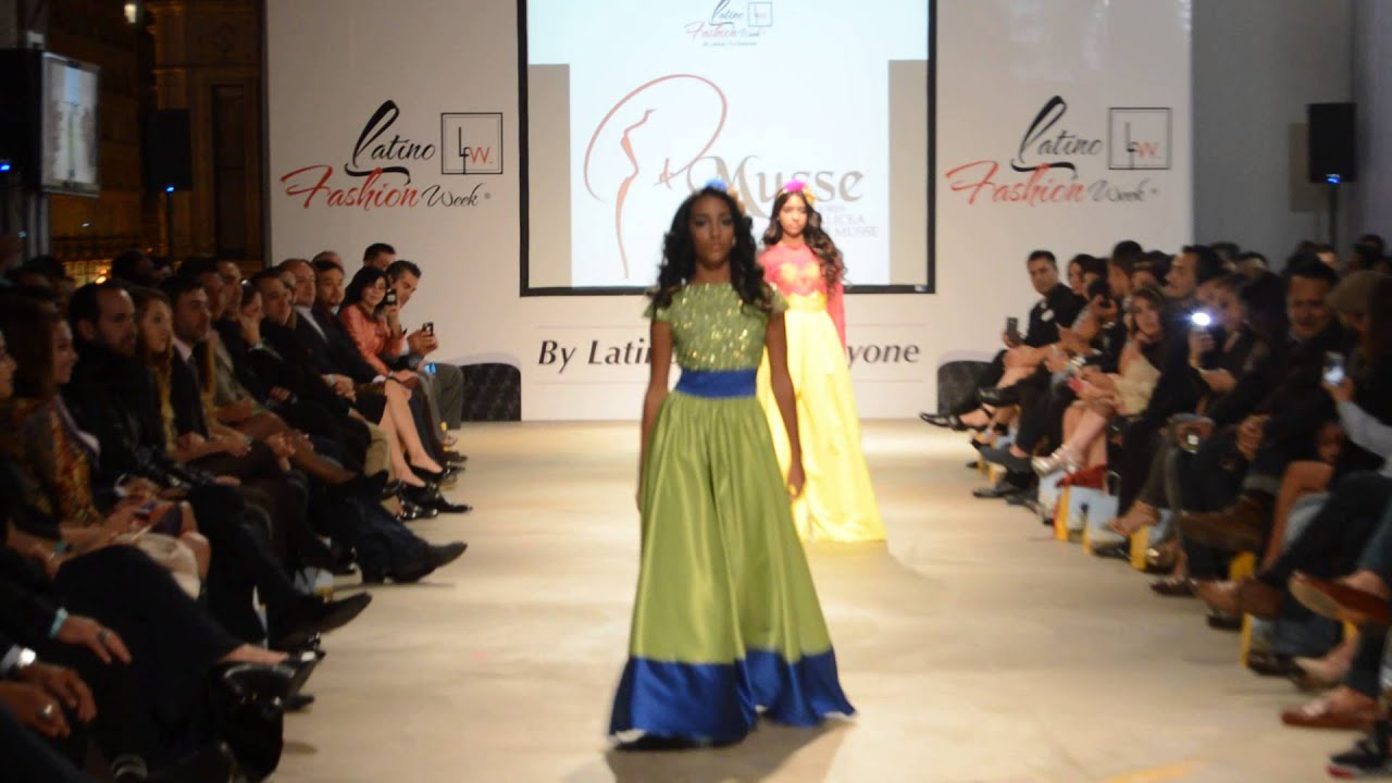 Latino fashion week in chicago 11