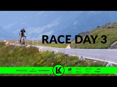 Großglockner! | Race Around Austria 2020 Day 3 | Lukas Kaufmann