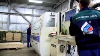 видео фабрика дверей ульяновск