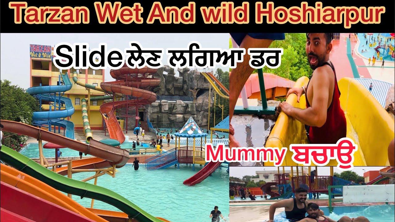Tarzan Wet And Wild Hoshiarpur |Sp vlogs|