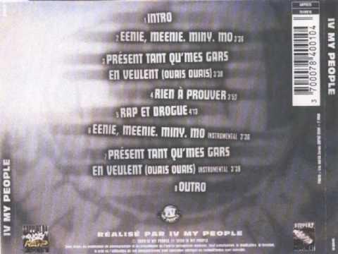 SALIF & ZOXEA - Rap et drogue