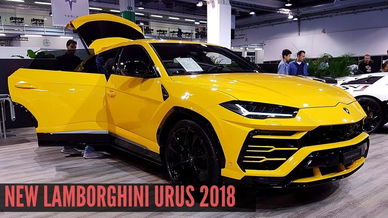 new lamborghini urus suv interior exterior 2018 youtubenew lamborghini urus suv interior exterior 2018