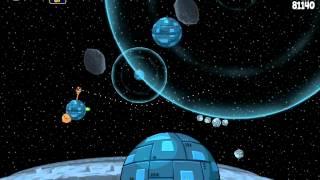 Angry Birds Star Wars Death Star 2-36 - Прохождение на 3 Звезды
