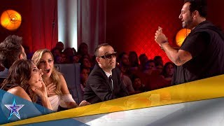 What A CRAZY MAGIC TRICK! He Deserves The GOLDEN BUZZER! | Auditions 6 | Spain's Got Talent Season 5
