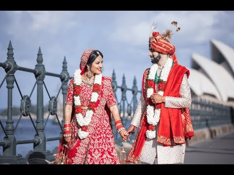 Surbhi & Neil | Wedding Highlights | Sydney