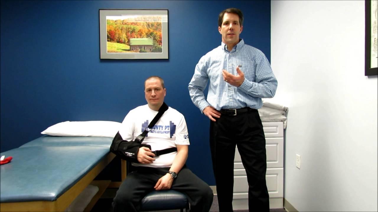 Post-op Shoulder Care - Part 1 Introduction
