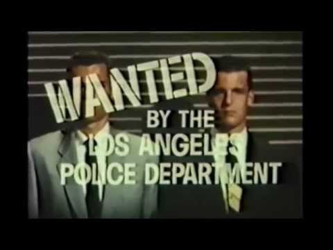 LAPD 1950s RECRUITMENT FILM