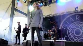 Diary of Dreams - A Dark Embrace live zum Blackfield Festival 2014